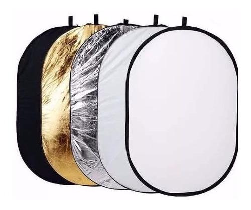 pantalla reflectora plegable 120x180 cm godox 5 en 1