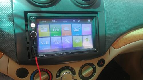 pantalla reproductor mp5 2 din para carro