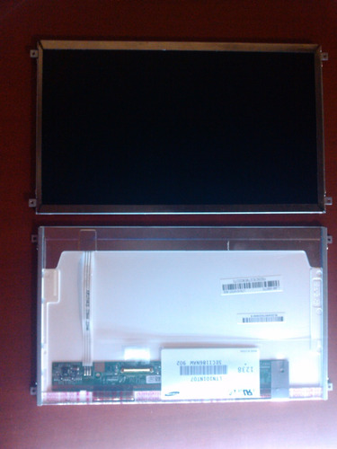 pantalla samsung 10.1   lcd para mini laptop