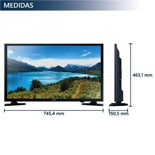 pantalla samsung 32 pulgadas hd tv led un32j4000 nueva