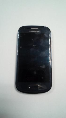 pantalla samsung s3 mini, gt18190, con tarjeta lógica dañada