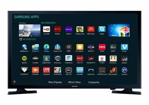 pantalla samsung un32j4300af 32 pulgadas, led, smart tv