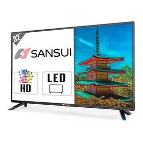 Pantalla Smart Tv  Led Sansui 32'' Smx3218sm 1 Año Garantia
