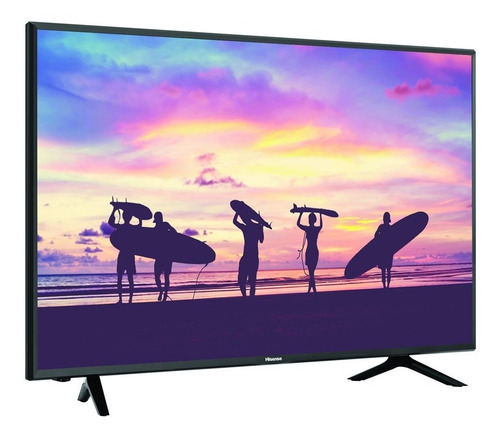 pantalla smart tv 4k ultra hd led 55 pulg 55h6d/he hisense