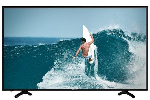 pantalla smart tv 55 hisense 4k uhd 55h6d  hdmi + consola
