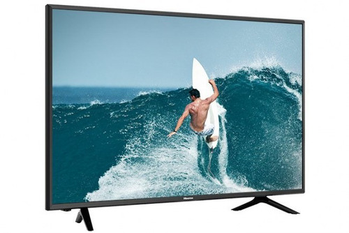 pantalla smart tv 55 hisense full hd 55h6d 4k uhd hdmi hdr