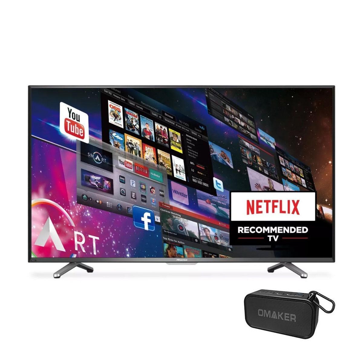 Resultado de imagen para Hisense Pantallas 4K Smart TV