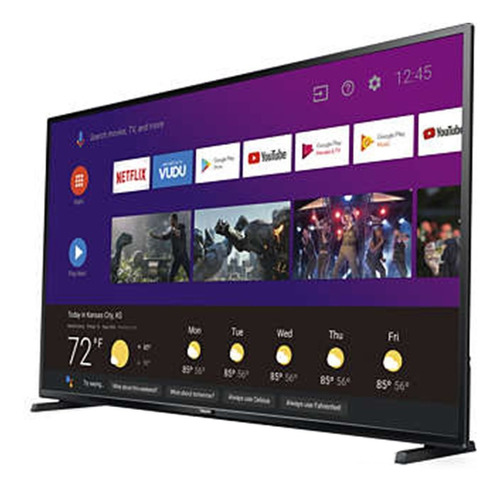 pantalla smart tv philips 50 android bluetooth google