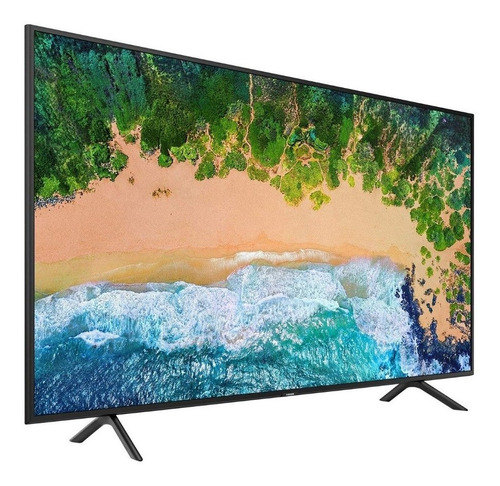 pantalla smart tv samsung 43 bluetooth 4k  un43ru7100f 2019