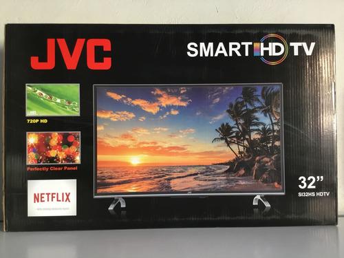 pantalla smartv jvc 32 pulgadas television