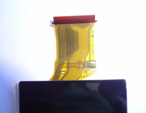 pantalla sony dsc-hx200v slt-a57 slt-a77 slt-a65 lcd +vidrio