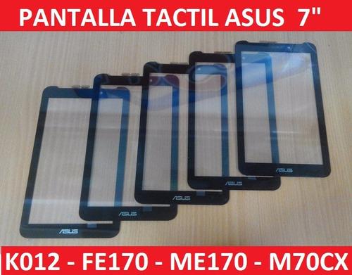 pantalla tactil asus fonepad memopad 7 k012 fe170 m70c me170
