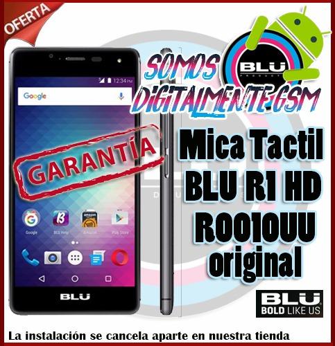 pantalla tactil blu r1 hd original somos tienda