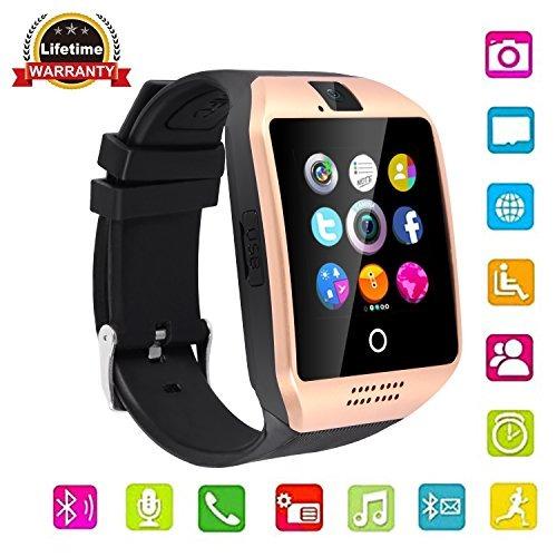 Pantalla Táctil Bluetooth Reloj Inteligente Con Cámara c011e9d00fe