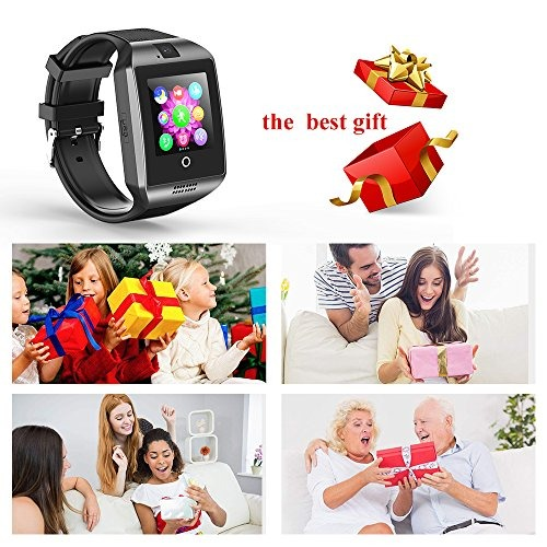 c0da8188b684 Pantalla Táctil Con Reloj Inteligente Bluetooth Con Ranura P ...