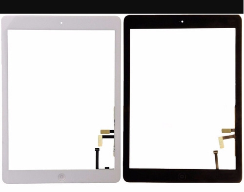 pantalla táctil cristal ipad 2/3/4/5 + instalacion