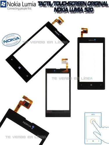 pantalla táctil nokia lumia 520