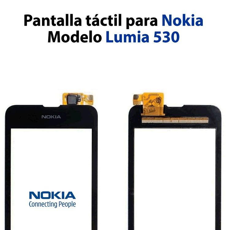 cdb0470961d Pantalla Tactil Nokia Lumia 530 Vidrio Touch Nokia 530 - $ 149,99 en ...