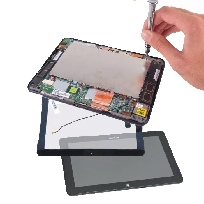 638d0d95773 Pantalla Táctil Tablet Apple iPad Air A1475 9.7 Negro * - $ 1.612,80 ...