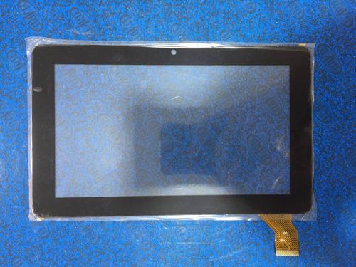 pantalla tactil tablet microlab lichx / spektru