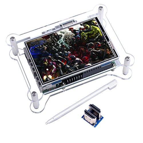 pantalla tactil tft de kuman monitor de pantalla tft lcd de