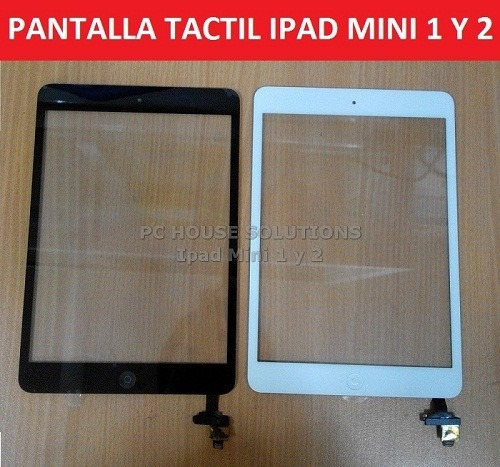 pantalla tactil touch ipad mini 1 y 2 boton home san borja