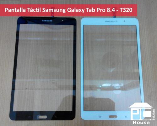 pantalla tactil touch samsung tab pro 8.4 t320 san borja