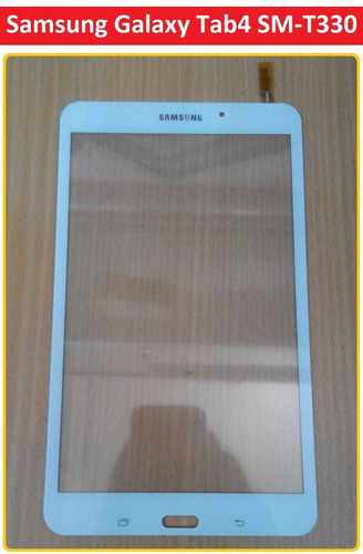 pantalla tactil touch samsung tab4 8.0 t330 san borja