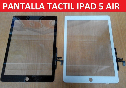 pantalla tactil touch screen apple ipad air ipad 5 san borja