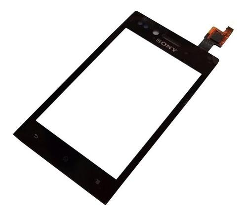 pantalla tactil touch screen sony xperia miro st23 garantia