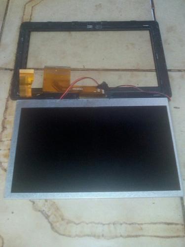 pantalla, tactil y carcasa de tablet china dragon touch de 7