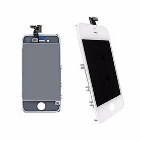 Pantalla, Táctil Y Display (pacha) Para  iPhone 4 - 4s