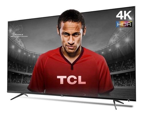 pantalla tcl® 65-pulgada 4k modelo (65p62usi) nueva en caja
