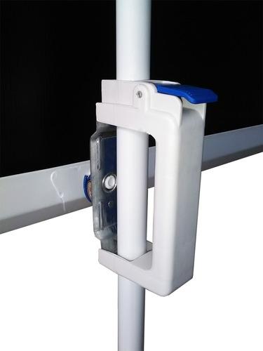 pantalla telón de proyección trípode 180x180 full hd epson