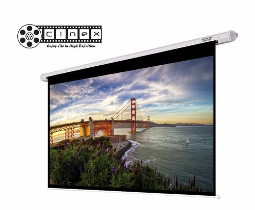 pantalla telón pared manual 180x180 proyector videobeam hdmi
