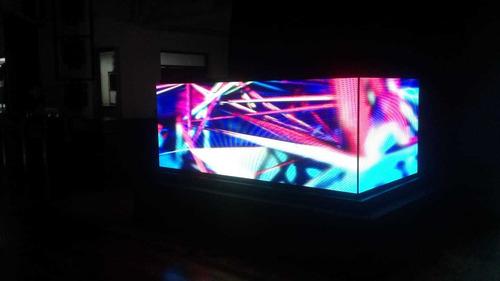 pantalla tótem led outdoor p2 p3 p4 p10 exterior