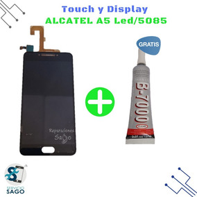 Pantalla + Touch Alcatel A5 Led / 5085 Negro + Envio