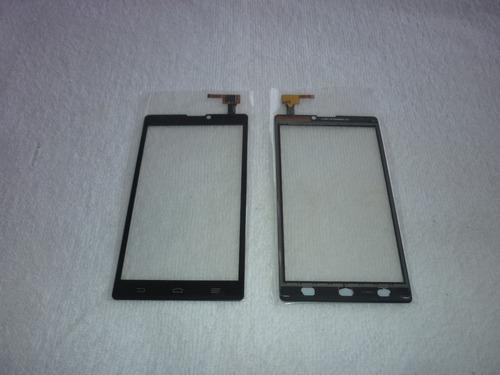 pantalla touch cristal digitalizador para zte blade l2