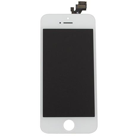 8d30c9cf00f Pantalla Touch Display iPhone 5 Blanco Y Negro Completa - $ 249.00 ...