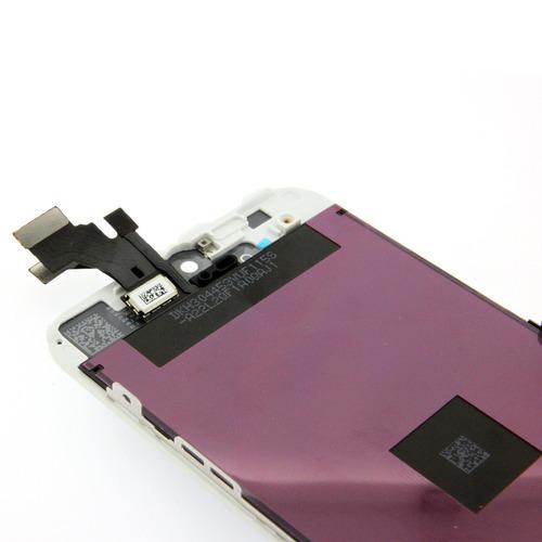 pantalla touch display lcd iphone 5, 5s, 5c instalada