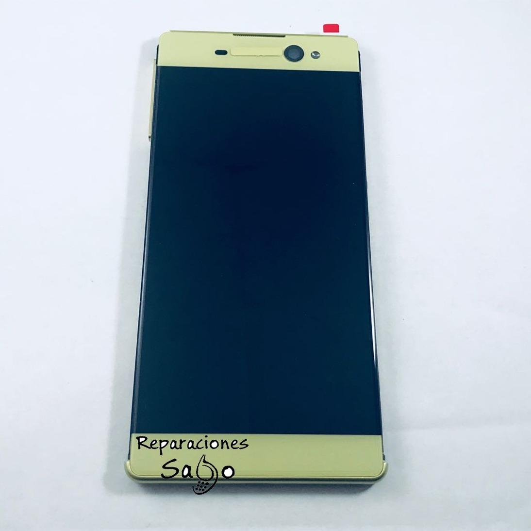 Pantalla + Touch + Marco Sony Xperia Xa Ultra Lime Gold - $ 1,899.00 ...