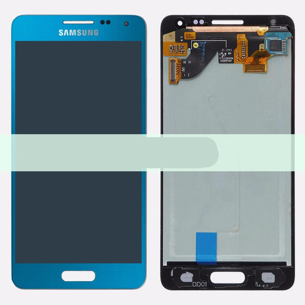 Pantalla Touch Para Samsung Galaxy Alpha G850 G850t G850m Cargando Zoom
