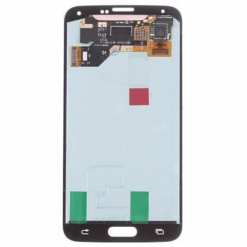 pantalla touch samsung s5 g900 negro citycell refacciones