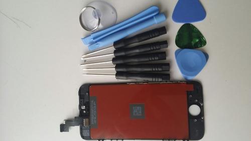 pantalla touchscreen lcd iphone 5s retina display