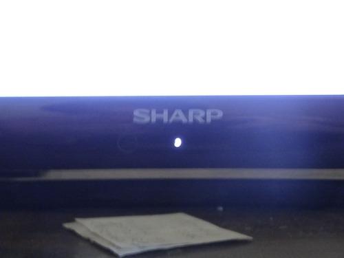 pantalla tv television led sharp 55 pulgadas