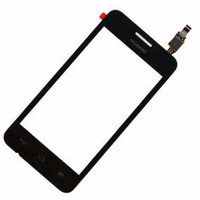 Pantalla Vidrio Tactil Touch Huawei Y330 U11 Ascend Negra