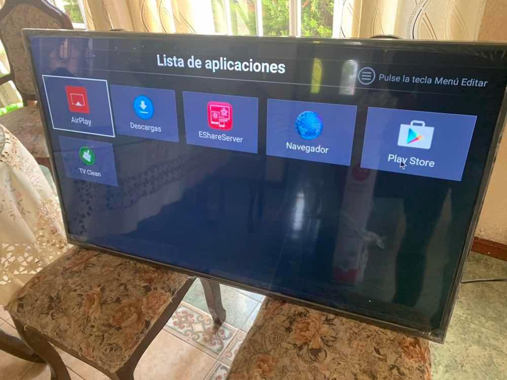 dadd4333f Pantalla Vios Smart Tv De 49 Pulgadas
