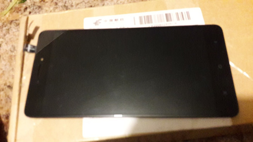 pantalla xaomi redimi note 4 x nueva en caja