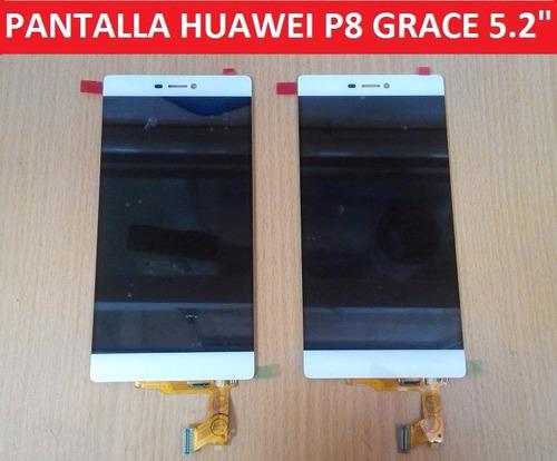 pantalla y tactil completa huawei p8 gra san borja