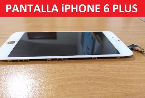 pantalla y tactil completa iphone 6 plus san borja